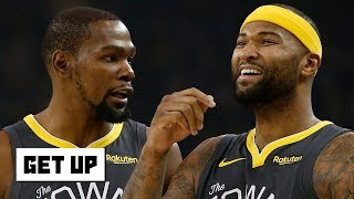 Kevin Durant will hurt the Warriors if he plays in Game 5 - Bruce Bowen | Get Up