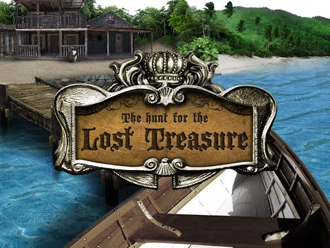 The Lost Treasure - Official Game Walkthrough