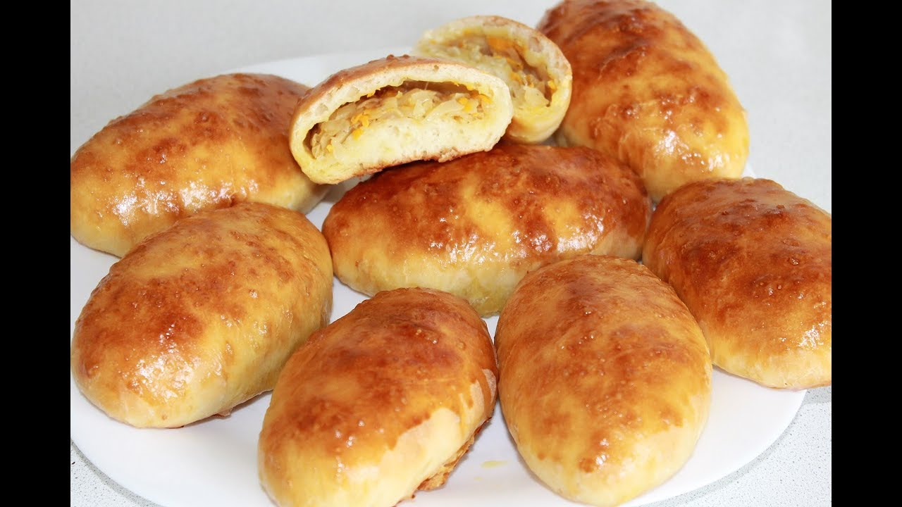 Тесто на пирожки в холодильнике рецепт