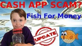Cash App Scam??? Fish For Money