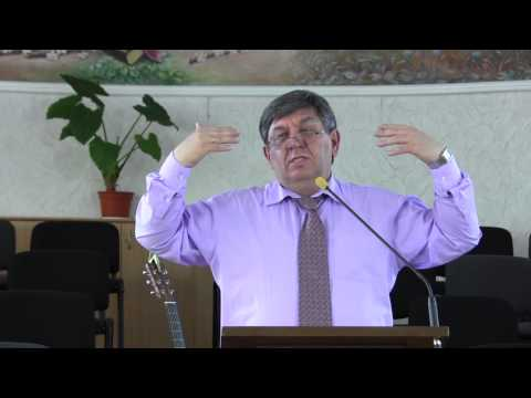 Тарас Приступа Как взращивать смирение в церкви сессия №8
