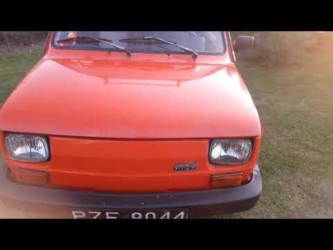Fiat 126p 1992r