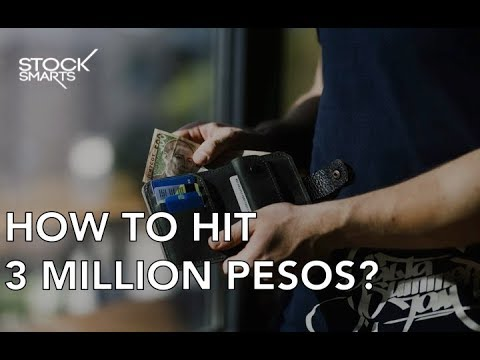 How to invest 1 million pesos in the philippines