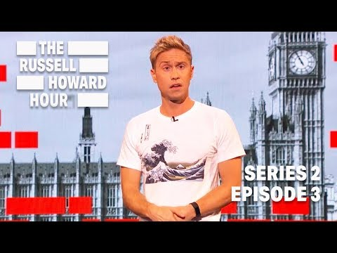 The Russell Howard Hour - Series 2 Episode 3