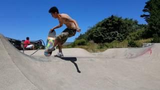 nbdeez geo teodoro newport oregon skatepark
