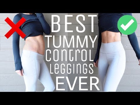 5 Best Tummy Control Workout Leggings