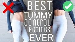 5 Best Tummy Control Workout Leggings