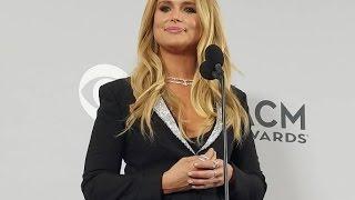 Miranda Lambert Breaks Reba's Record & Claims Album of the Year at ACMs