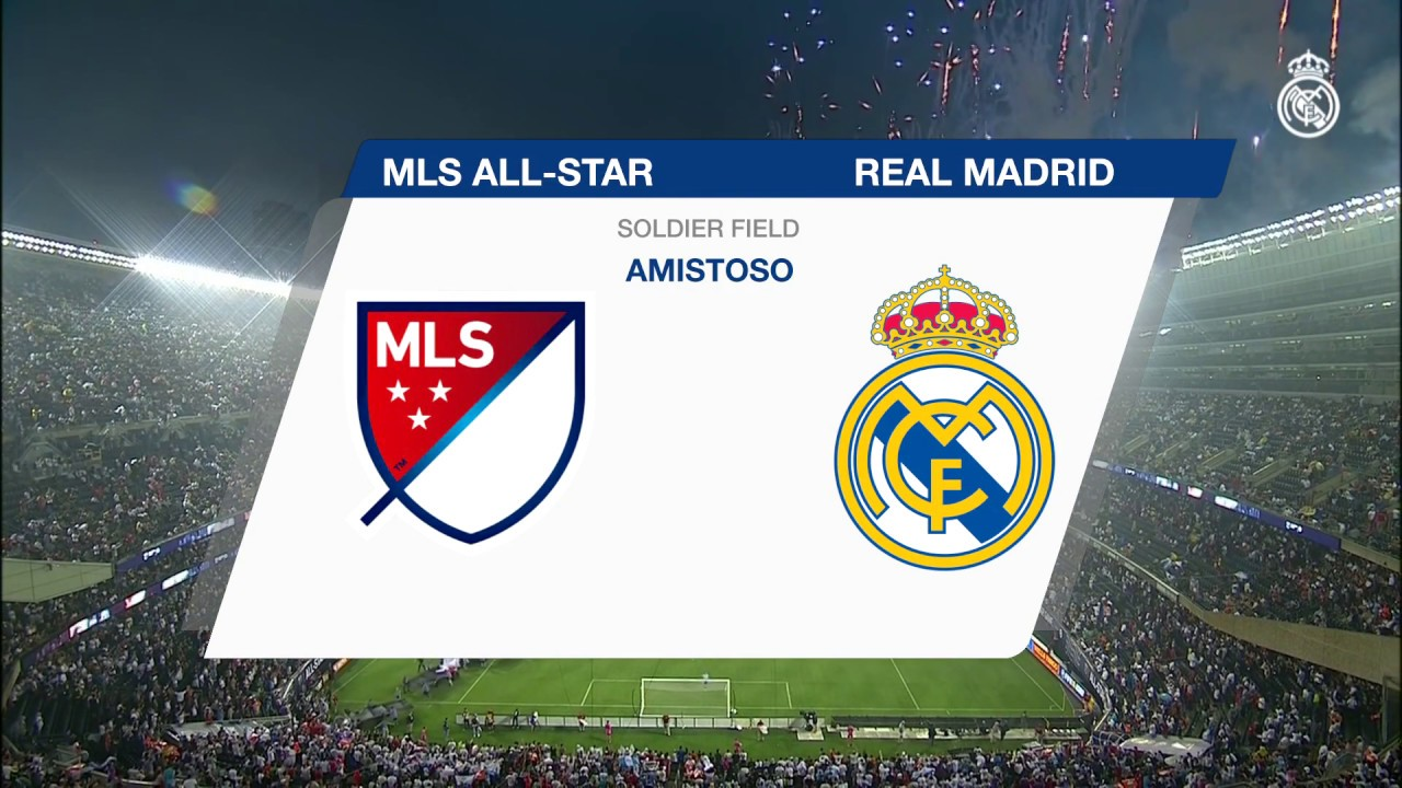 HIGHLIGHTS | MLS All-Stars 1-1 Real Madrid (2-4 pens)