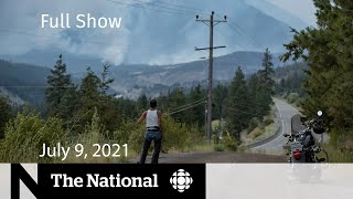 Lytton residents return, Calgary Stampede, Scripps Spelling Bee champ  The National for July 9, 2021