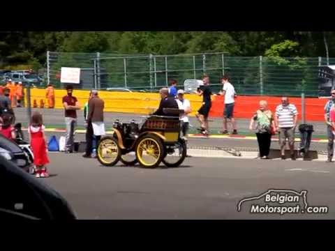 1898 Renault Voiturette Type A at Spa 2014