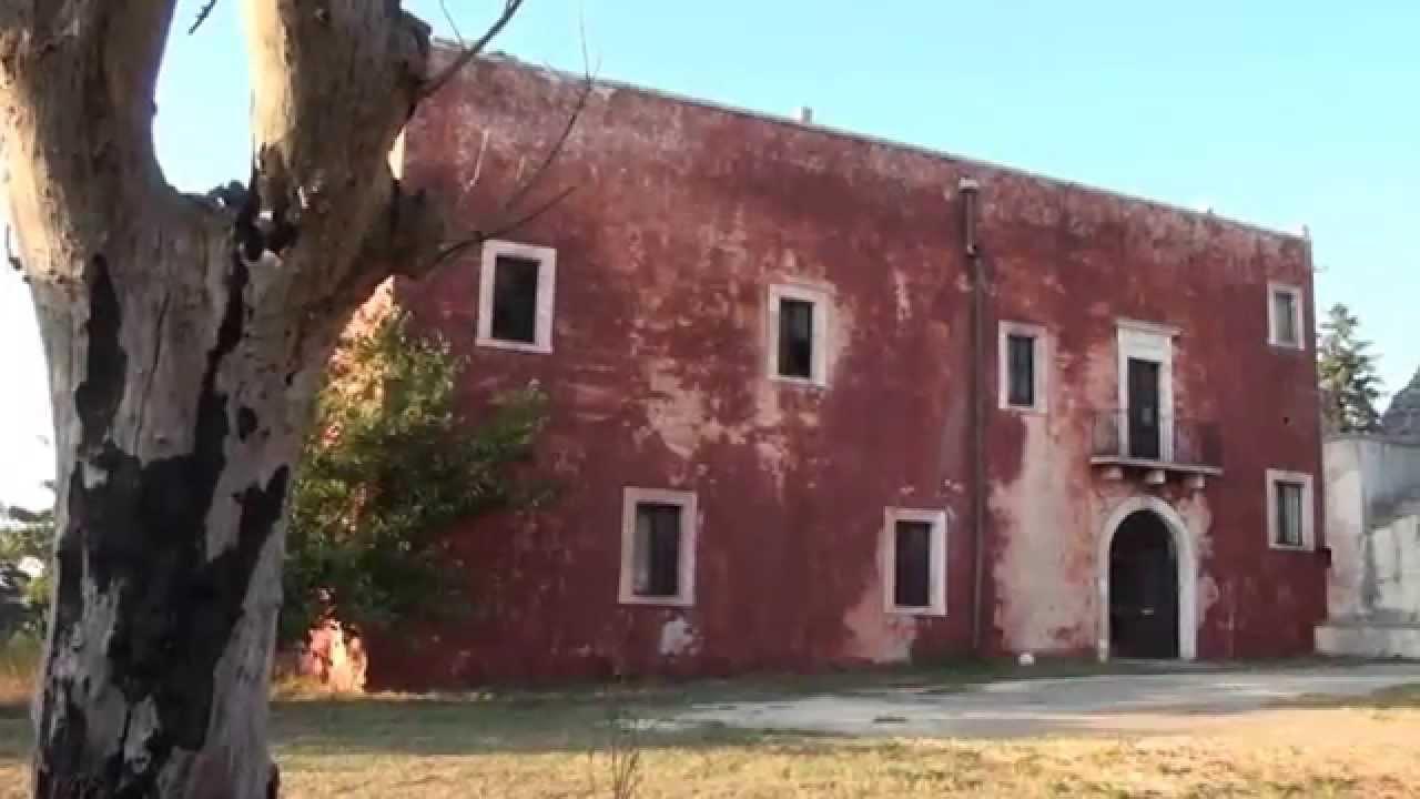 Viaggio in Puglia  Alberobello e La Casa Rossa  Video