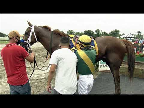 video thumbnail for MONMOUTH PARK 08-29-20 RACE 6