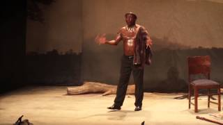 Mbongeni Ngema Live Performance The Zulu