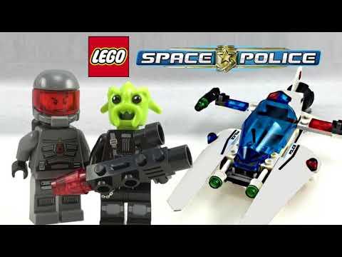 ТОП 5 Лучших Серий Лего! (Best LEGO Themes)
