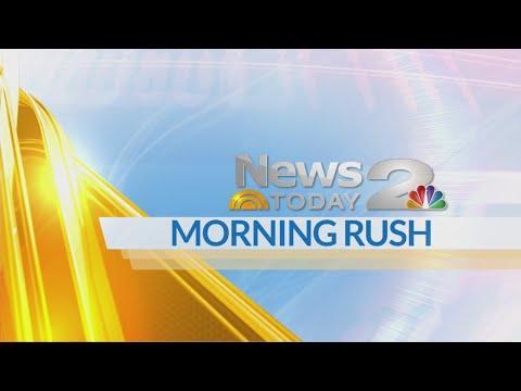 News 2 Today's Morning Rush on November 16th