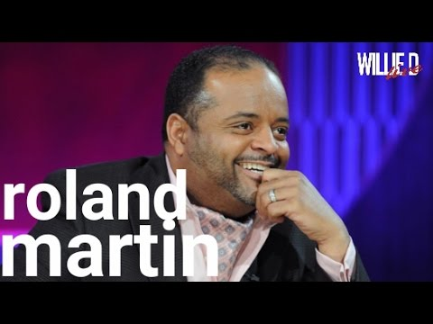 Roland Martin Talks To Willie D Live: Trump is a Joke, Owes Obama An Apology