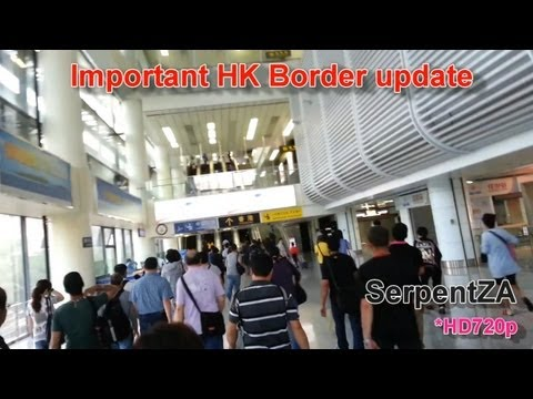 Important HK Border Update thumbnail