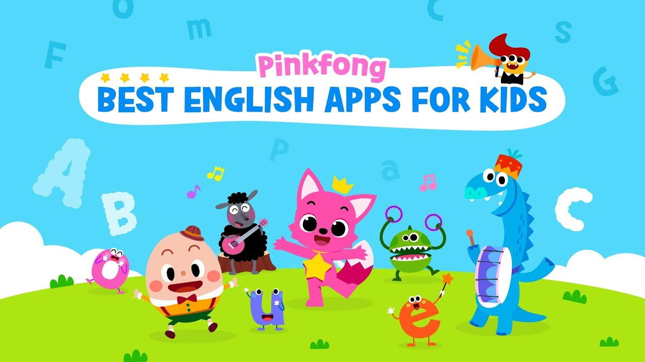 Best Apps For 4 Year Olds >> Pinkfong Best English Apps For Kids Youtube