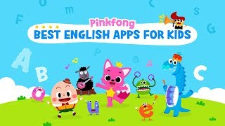 Pinkfong Best English Apps for Kids