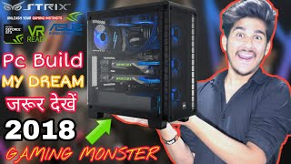 My Dream PC build | The Gaming Monster | 4K 1080p 60fps Gaming | Presenting AORUS | 2018 (Hindi)