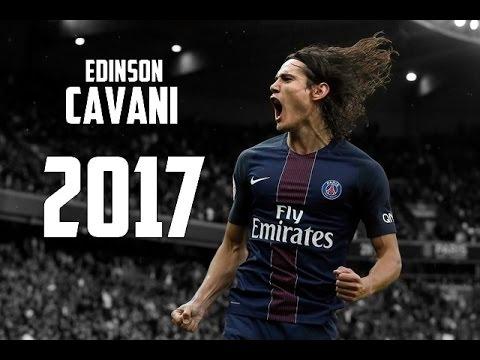 Edinson Cavani ▶ Amazing Goals Show ● 2016-17