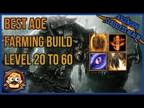 Project Ascension lvling builds