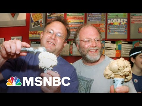 As GOP Hits 'Woke' Companies, Ben & Jerry Hit Back On Values, Equality & Police Reform