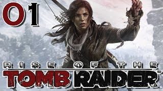 Rise of the Tomb Raider #01 : L'AVALANCHE !