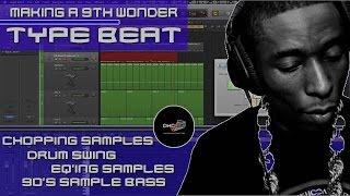 ➢ Making A Soul Beat: Chopping Samples Like 9th Wonder Logic Pro X Free Template:#DailyHeatChecc Mp3