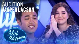 Jasper Lacson - Together | Idol Philippines 2019 Auditions