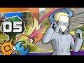 Pokémon Sun and Moon Battle Tree #05   Colress' True Power!