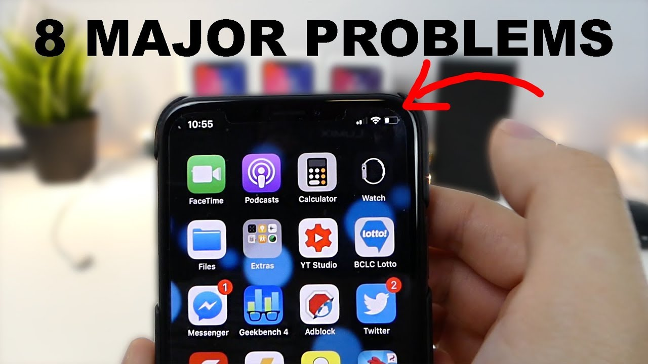 iphone 6 problems 3 day update 8 major iphone x problems 11389