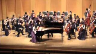 "Gerald Finzi ""Eclogue"" for Piano and Stringorchestra フィンジ エクローグ"