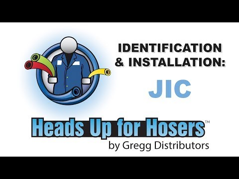 JIC Fittings / Thread - Identification & Installation - Heads Up For Hosers