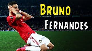 Bruno Fernandes Crazy Dribbles Skills Show Goals Manchester United 2020