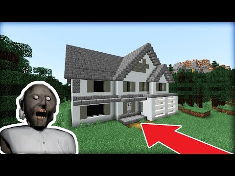 Minecraft: How To Make Granny Horrors House