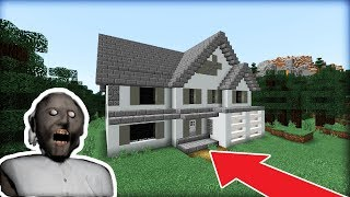 "Minecraft: How To Make Granny Horrors House ""Granny Horror in Minecraft"""
