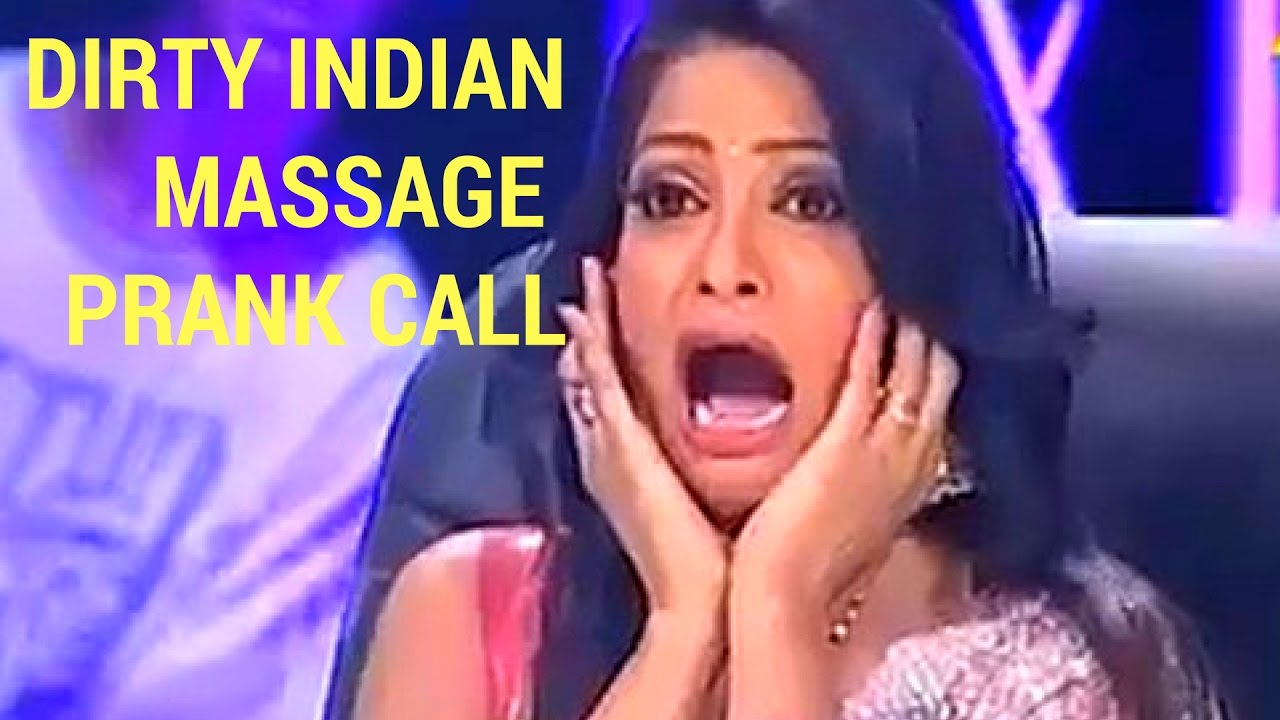 Dirty Indian Massage Prank Call - YouTube