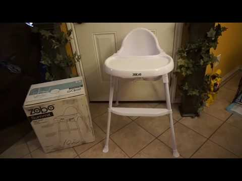 Zobo Summit High Chair