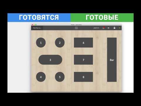 """""""Табло заказов"""" - Электронная очередь заказов для Poster POS"""