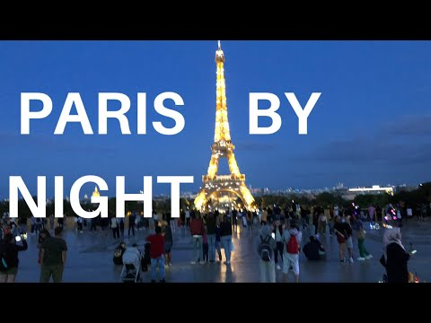 vlog-à-paris-tour-eiffel-et-trocadéro-la-nuit-🎈-paris-by-night