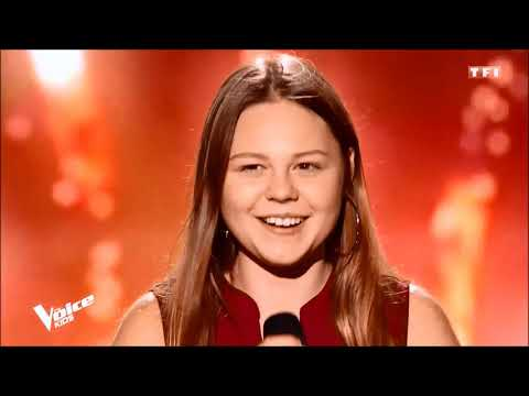 Léna Thorimbert The Voice  Kids 2018 TF1