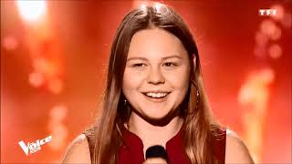 Léna Thorimbert The Voice  Kids 2018 TF1