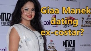 Gia Manek Finds Love