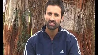 JK bowler Parvez Rasool