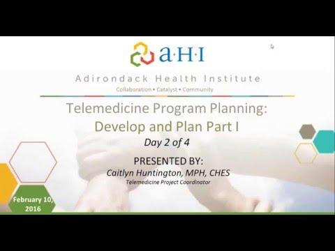 Telemedicine business plan