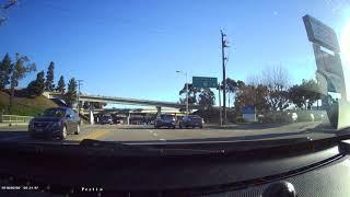 Los Angeles dashcam