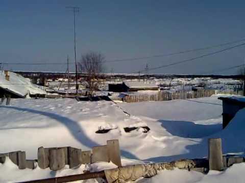 24 02 2011 о Сахалин. Поселок Вал.