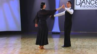 Believe In Basics International Tango Figures & Technique HQ Ballroom Dance DVD